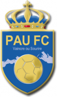 Logo Pau Football Club 3