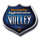 Logo Montpellier-Volley UC 2