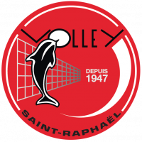 Logo Saint-Raphaël Var Volley-Ball