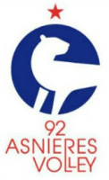 Logo Asnieres Volley 92