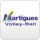Logo Martigues Volley-Ball