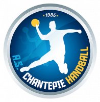 Logo AS Chantepie Handball 2