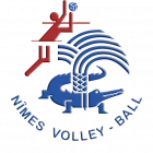 Logo Nimes Volley-Ball