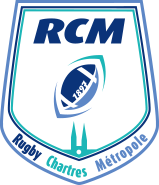 Logo Rugby Chartres Métropole