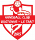 Logo Handball Club Brotonne - Le Trait 3