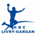 Logo Handball Club de Livry Gargan