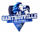 Logo AS Sartrouville Volley-ball 2