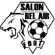 Logo Salon Bel Air Foot