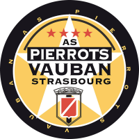 Logo AS Pierrots Vauban Strasbourg 2