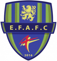 Logo Entente Feignies Aulnoye Football Club