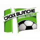 Logo Croix Blanche Angers Football 2