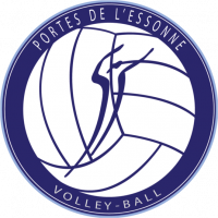 Logo UGS Portes de l'Essonne Volley-Ball