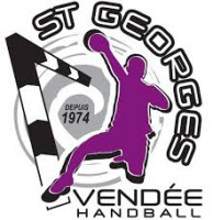 Logo Montaigu Vendée Handball