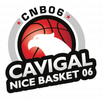 Logo Cavigal Nice Basket 06