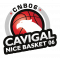 Logo Cavigal Nice Basket 06 2