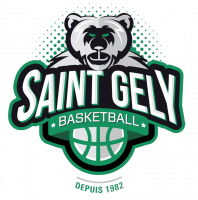 Logo Saint Gély Basketball
