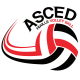 Logo ASCED Riaillé Volley Ball