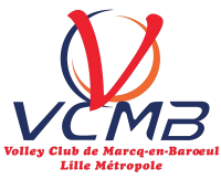 Logo Volley Club Marcq Baroeul