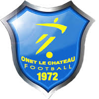 Logo Onet le Chateau Football 3