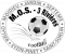 Logo MOS3R Football Club 3