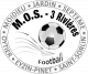 Logo MOS3R Football Club