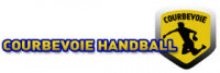 Logo Courbevoie Handball 2