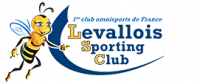 Logo Levallois Sporting Club Handball 2