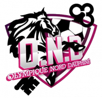 Logo Olympique Nord Dauphiné 2