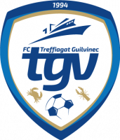 Logo Treffiagat Guilvinec Football Club