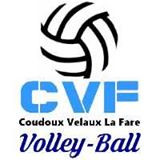 Logo Coudoux Velaux la Fare Volley-Ball