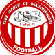Logo CS Beauvoir S/Niort