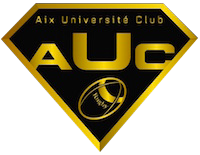 Logo Aix Universite Rugby