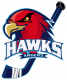 Logo Hawks Angers Rollers 2
