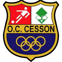 Logo OC Cesson Football