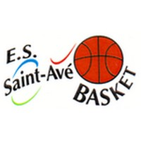 Logo ES Saint Ave Basket