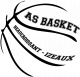 Logo AS Basket Beaucroissant - Izeaux