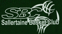 Logo Sallertaine Basket Club