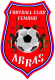 Logo Arras Football Club Feminin