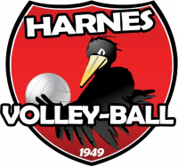Logo Harnes Volley-Ball
