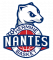 Logo Association Nantes Basket Hermine 4