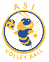 Logo AS Illac Volley Ball