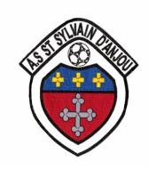 Logo AS St Sylvain d'Anjou 3