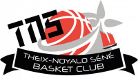 Logo Theix-Noyalo Séné Basket Club 2