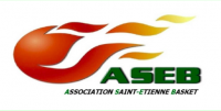 Logo St Etienne Association Basket