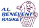 Logo Amicale Laique Benevent Basket 2