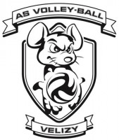 Logo AS Volley-Ball Velizy
