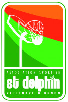 Logo AS Saint Delphin