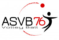 Logo Agglo Sud Volley-Ball 76