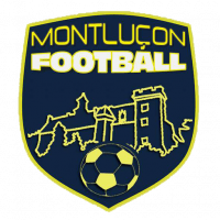 Logo Montlucon Football
