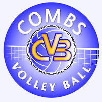 Logo Combs Volley-Ball